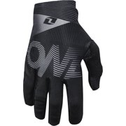 One Industries Vapor Full Finger Glove: Warp Black XL