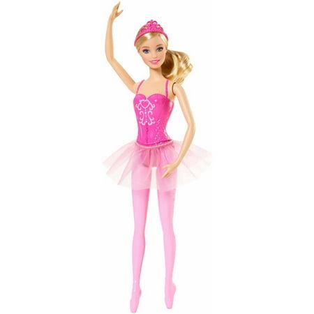 Barbie ballerina pink - Barbi danseuse etoile ...
