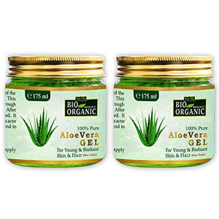 indus valley 100 natural pure aloe vera gel for skin and. Black Bedroom Furniture Sets. Home Design Ideas