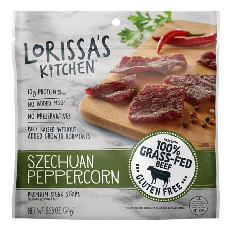 Lorissa S Kitchen Szechuan Peppercorn