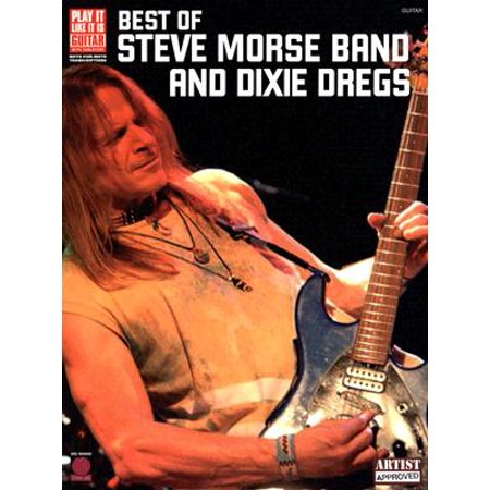 Best of Steve Morse Band and Dixie Dregs