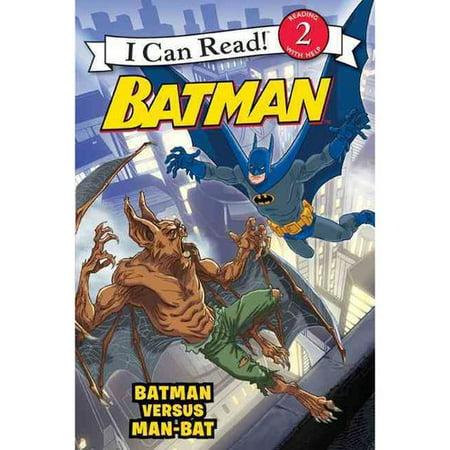 Batman Versus Man-Bat: Batman Versus Man-Bat