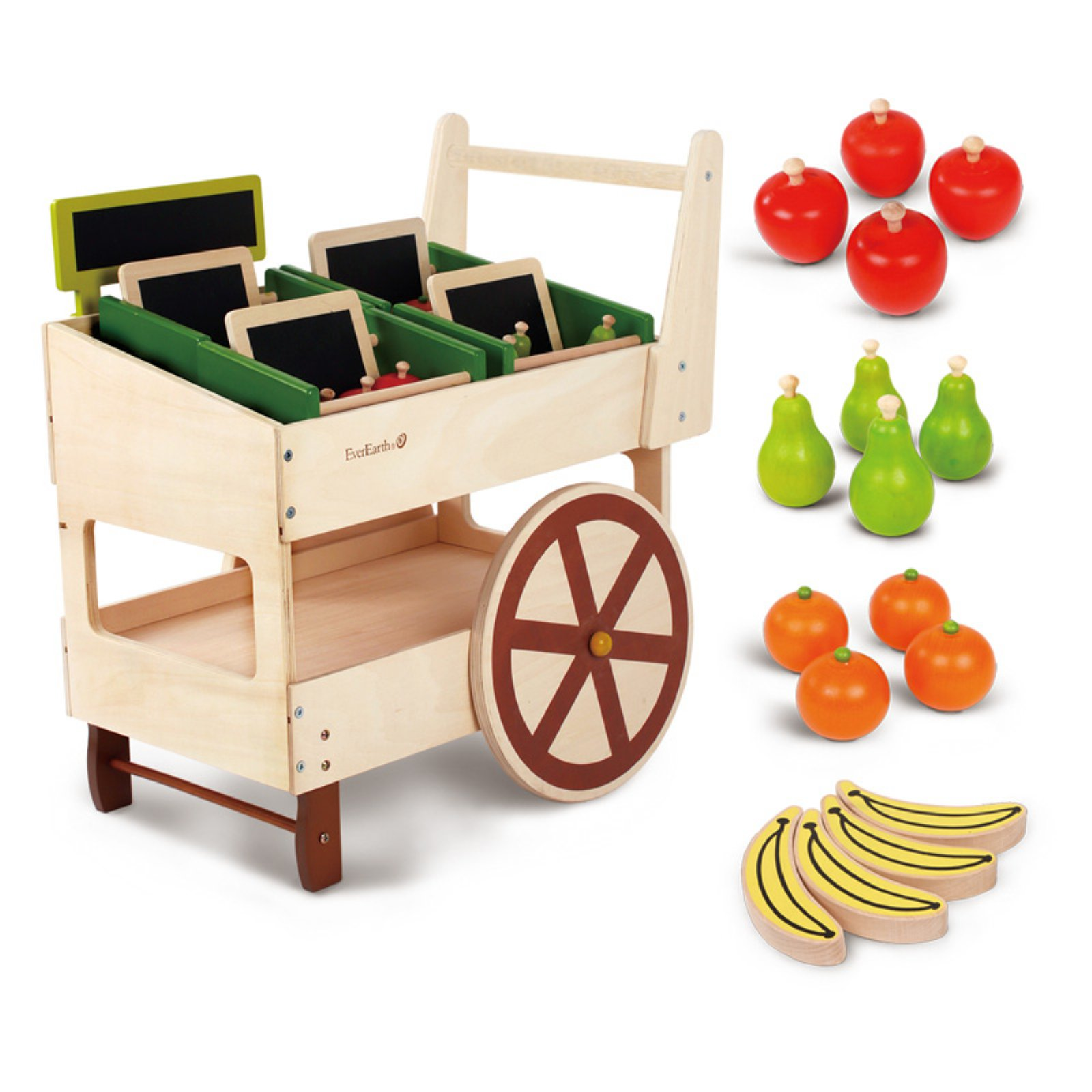 Maxim Organic Fruit and Veggie Cart