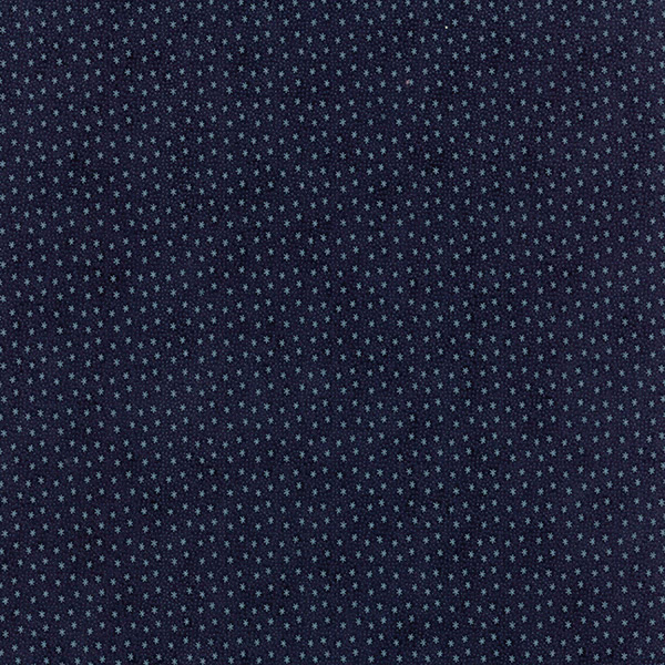 Moda 3 Sisters Holly Woods Christmas 108 Inch Quilt Back Snowflakes Dark Blue