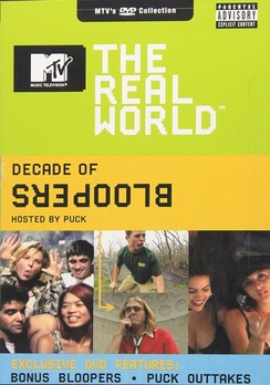 MTV Real World: Decade of Bloopers (DVD) by Paramount - Uni Dist Corp