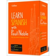 Learn Spanish with Paul Noble - Audio CD
