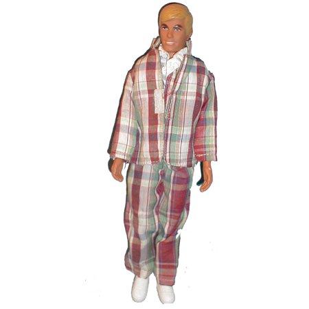 Ken Dolls and GI Joe Outfit as Vaudeville - Gi Joe Outfit