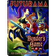 Futurama: Bender's Game by NEWS CORPORATION