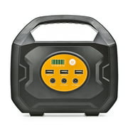 Expertpower Portable Power Station - 200Wh / 200W Output Solar Generator for CPAP Machines