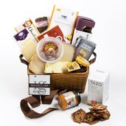 Everything for Her Premier Gourmet Gift Basket