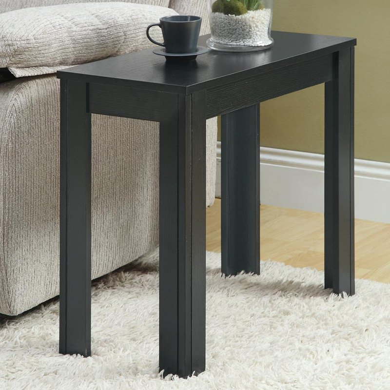 Monarch Accent Table Cappuccino by Monarch Specialties