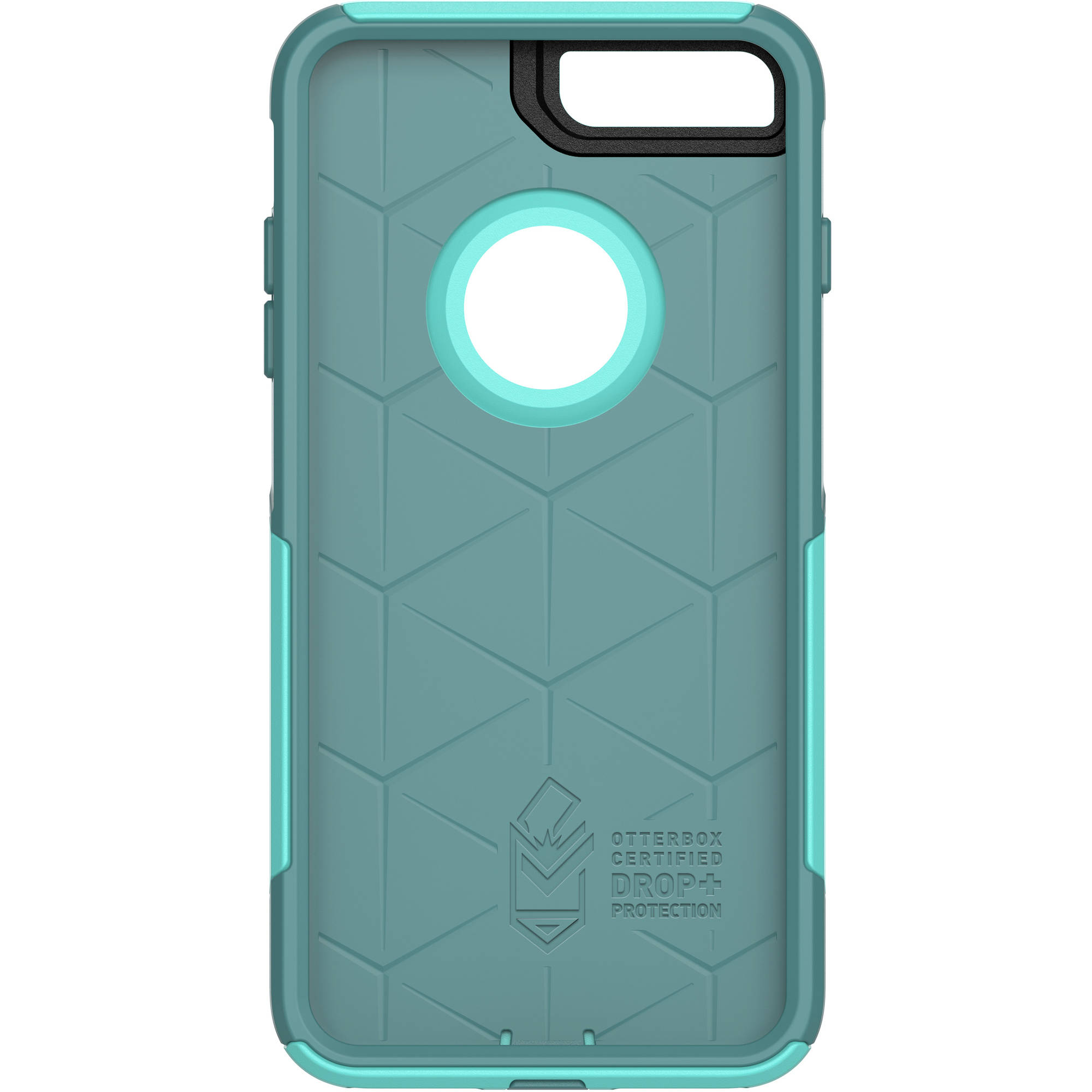 pretty nice 78147 5ab06 OtterBox Commuter Series Case for Apple iPhone 7 Plus, Bespoke Blue
