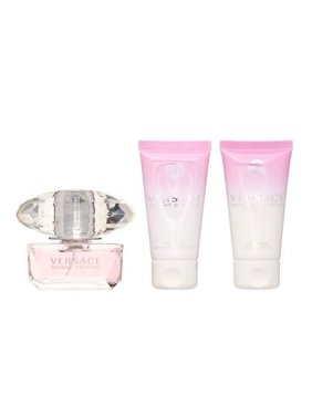 b60081fe3 Product Image Versace Bright Crystal Perfume Gift Set For Women, 3 Pc