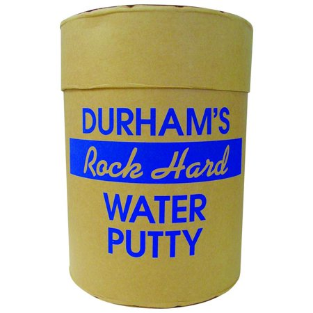 Durham S Rock Hard Wood Putty  25 Lb  Natural Cream  Powdered