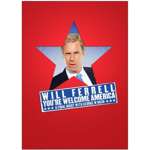 Will Ferrell: You're Welcome, America: A Final Night With George W. Bush (Widescreen)