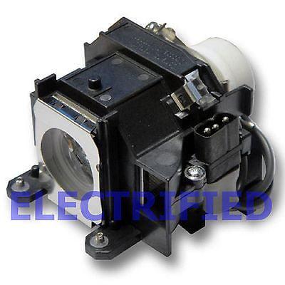 Elplp40 V13h010l40 Factory Original Bulb In Generic Housing For Epson Emp1815
