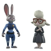 Zootopia Judy and Bellwether Small figure