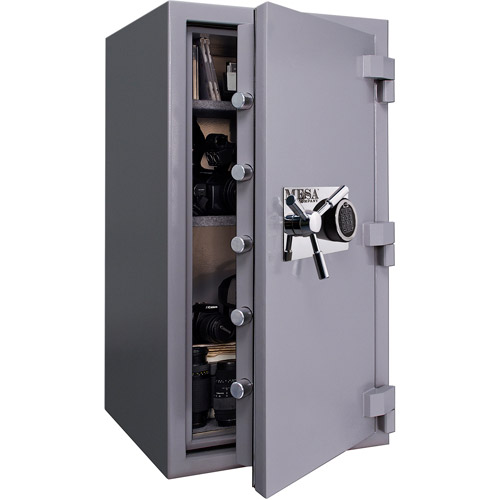Mesa Safe MSC3820E High Security Composite Fire Safe 4.4 cu ft. with Electronic Lock