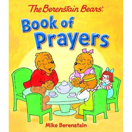 Berenstain Bears Book of Prayers (Board Book) - Prayer Bear