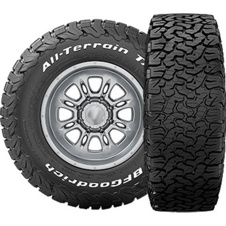 bf goodrich all terrain t a ko2 245 70r17 tire
