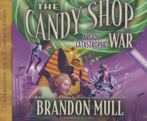 The Candy Shop War, Book 2: The Arcade Catastrophe