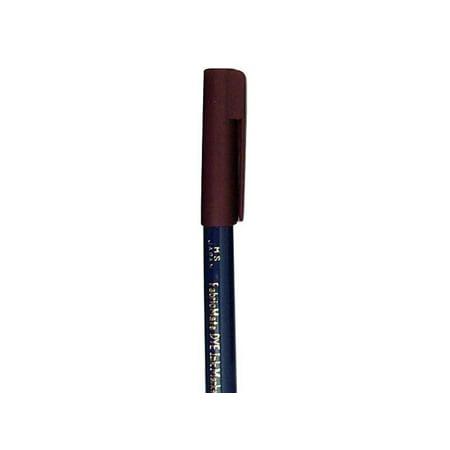 Shot Pens (Y&C Fabricmate Pen Brush Tip Short Alizarin)