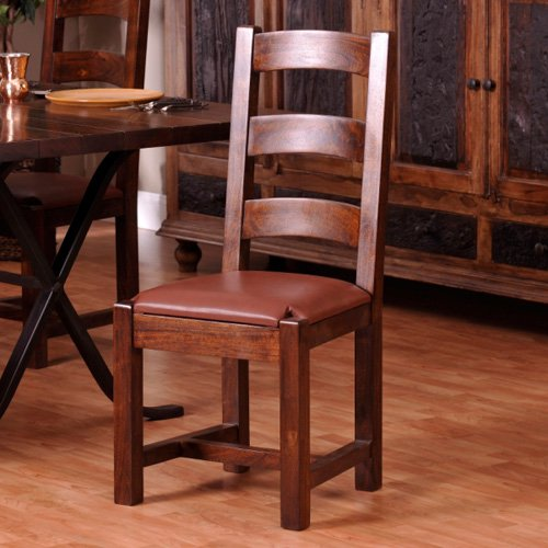 William Shepee Rajah Wood Dining Side Chair