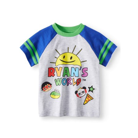 Ryan's World Short Sleeve Graphic T-Shirt (Little Boys & Big Boys) ()