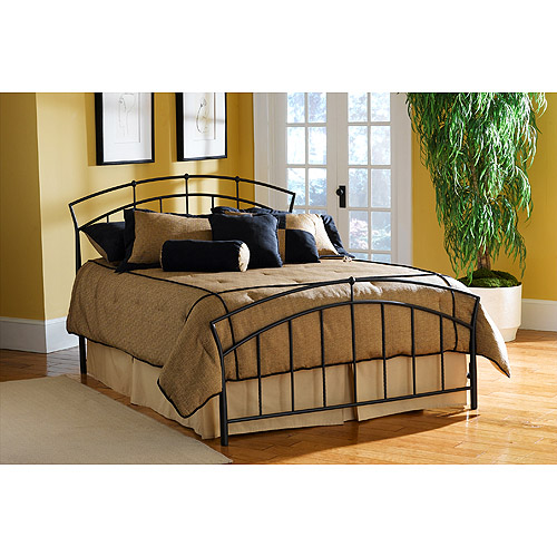 Hillsdale - Vancouver Full-Size Headboard and Footboard with Bed Frame