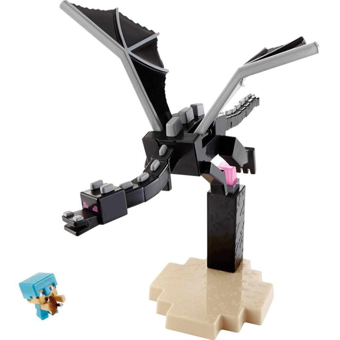 Minecraft Mini Figure Battle Box, The End by Mattel