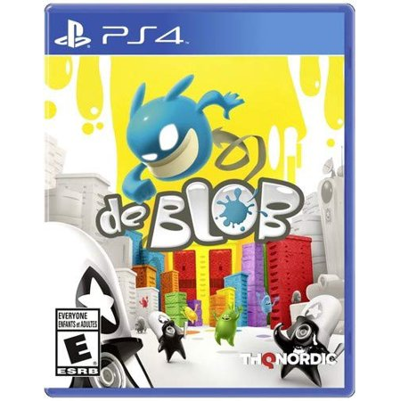 De Blob for PlayStation 4](De Halloween Jeux)