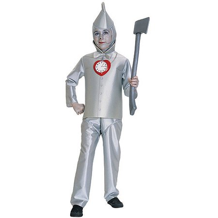 Tin Man Child Halloween Costume - Funny Male Halloween Costumes Diy