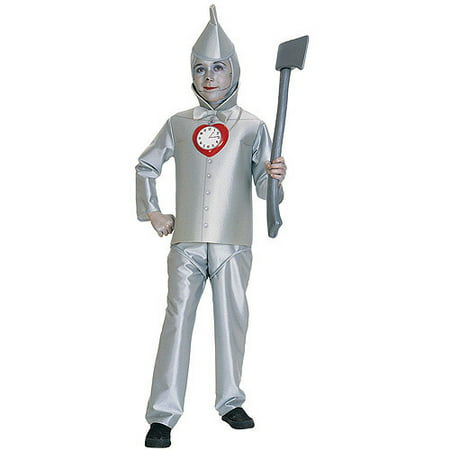 Tin Man Child Halloween Costume](Marshmallow Man Costume Kids)