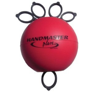 Hand Therapy Exercises - Handmaster Plus Physical Therapy Hand Exerciser, Strengthen all the muscles in your hand with one simple exercise tool! By Naruekrit