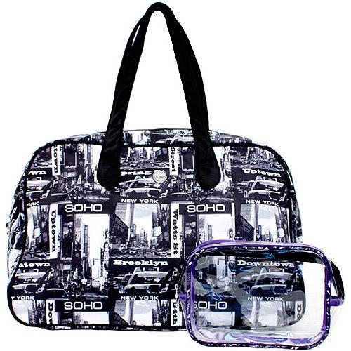SOHO Duffle Bag, Cityscape