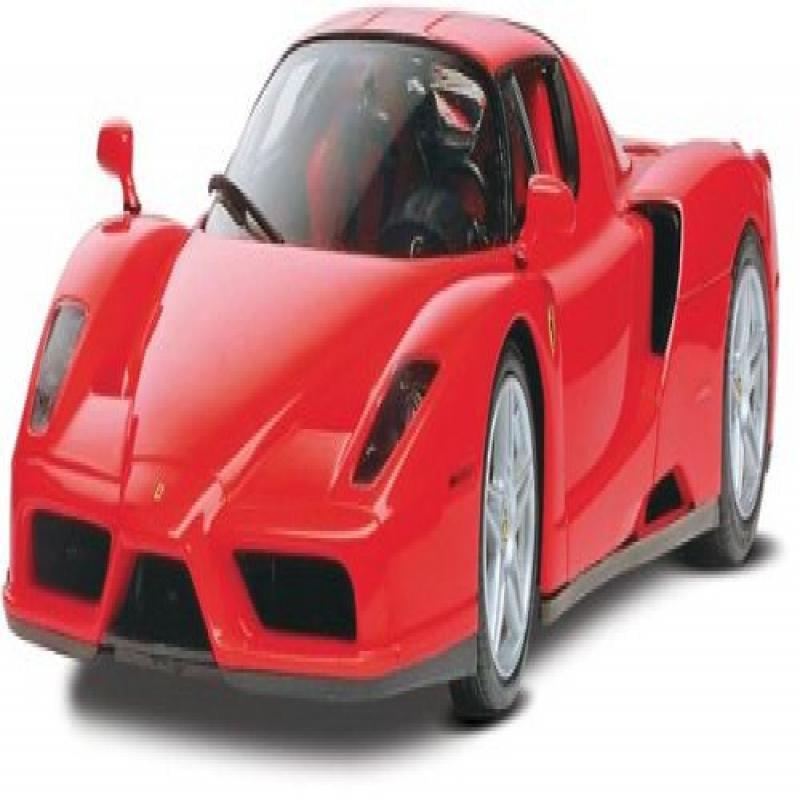 Revell SnapTite Enzo Ferrari Plastic Model Kit by