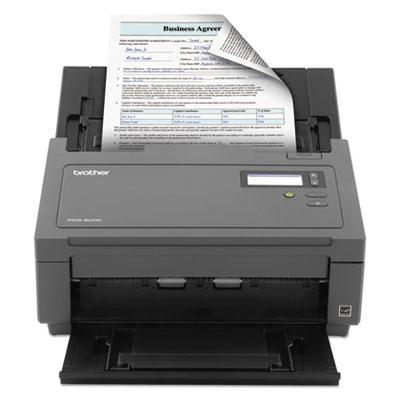 Brother Workhorse High-Volume Color Desktop Scanner with ...