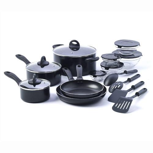 Basic Essentials 17 Piece Non-Stick Kitchen Starter