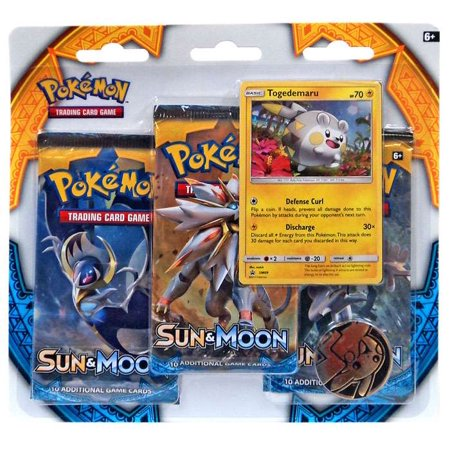 Pokemon X & Y Sun & Moon 3-Pack Special Edition (Pokemon X And Y Vs Sun And Moon)