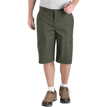 Genuine Dickies Men's Relaxed Fit 13 inch Flex Cargo Short ...