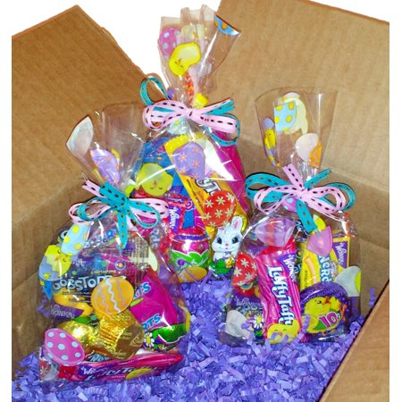 Easter gifts for kids bulk filled goodie bags treats toys easter gifts for kids bulk filled goodie bags treats toys chocolate candy negle Gallery