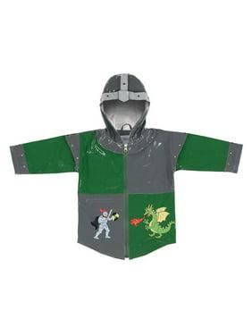 KidorableTM grey dragon knight coats (size 4T)