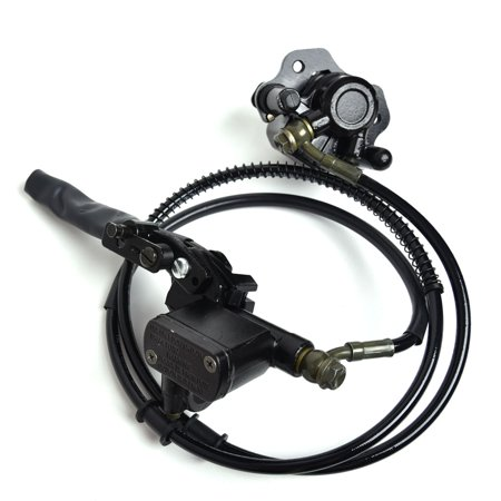 Useful New Right Side For 50 110 125cc Atv Hydraulic Brake Master Cylinder Lever With Wire Atv,rv,boat & Other Vehicle