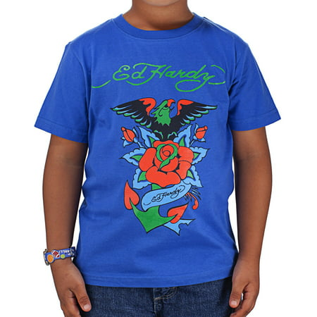 Ed Hardy Toddlers Eagle Tshirt (Ed Hardy Womens Clothing)