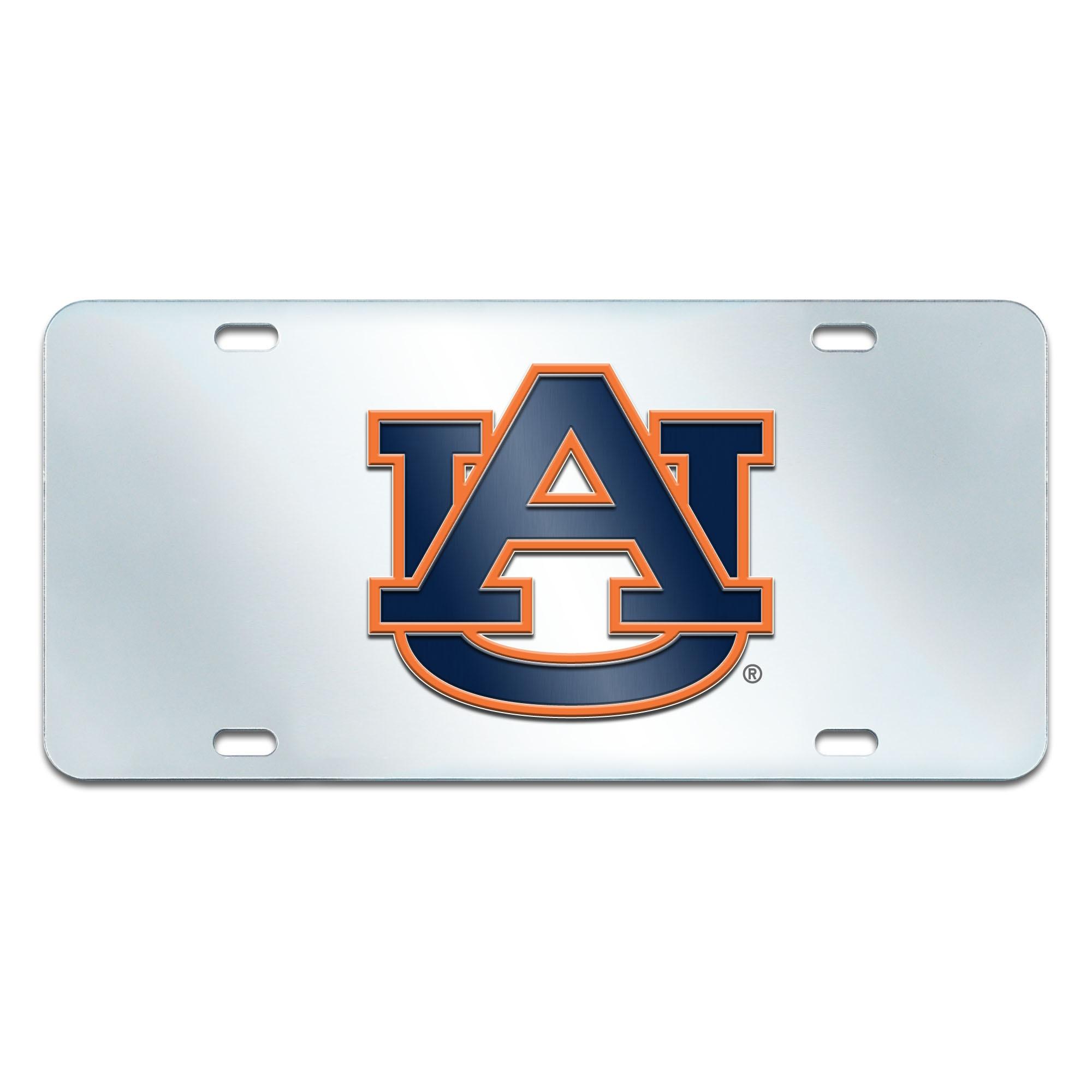 Auburn University Inlaid License Plate