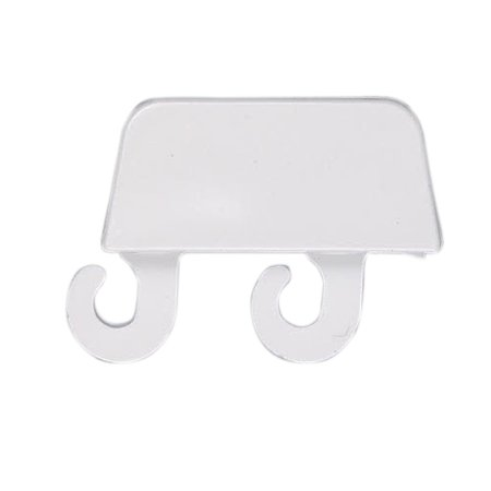 5303323480 Frigidaire Refrigerator Door Shelf End Cap, Right Side