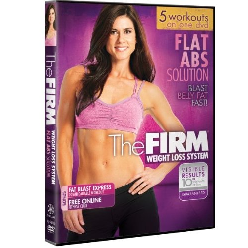 The Firm: Flat Abs Solution (Full Frame)
