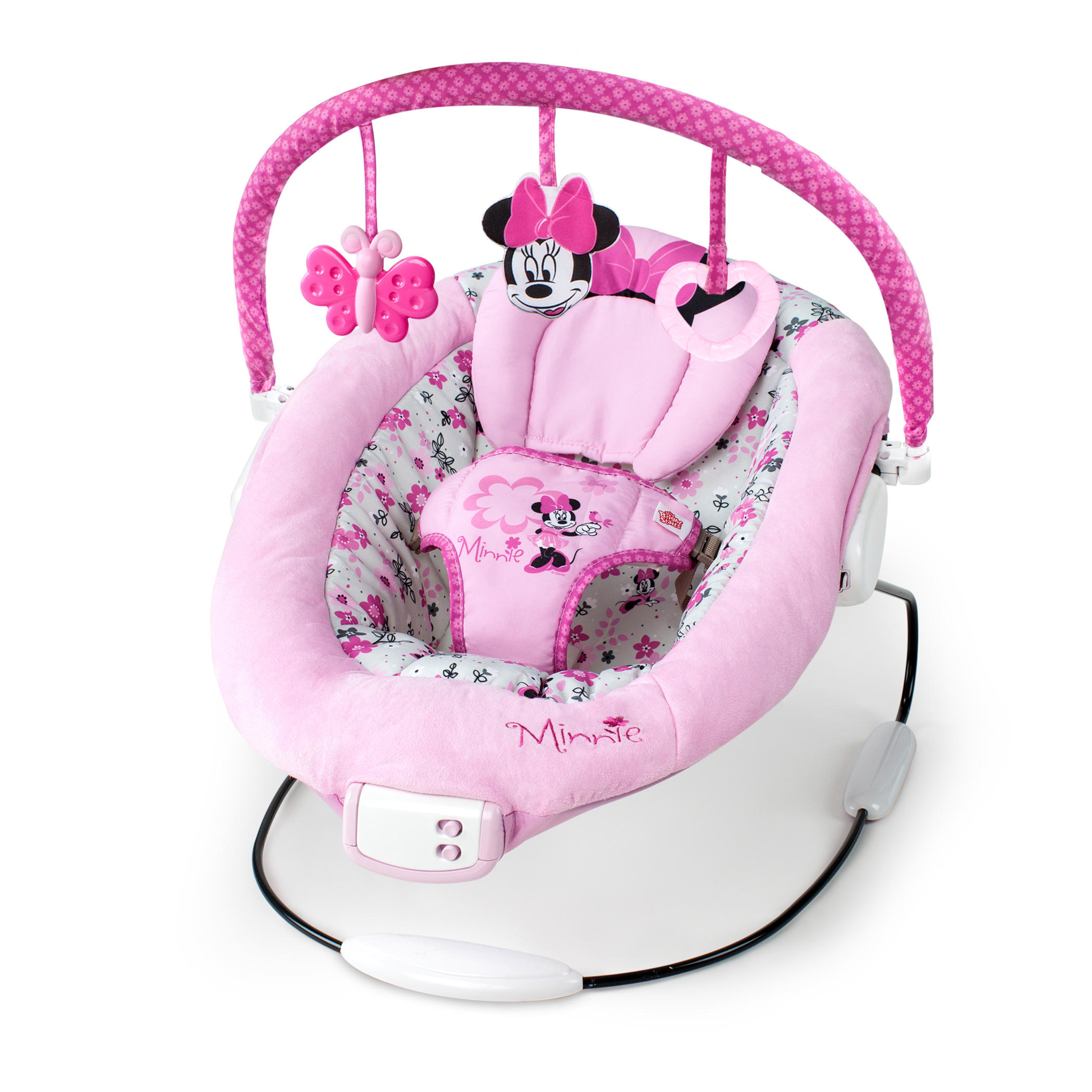 Disney Baby Minnie Mouse Garden Delights Bounce