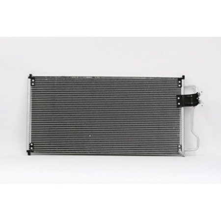 A-C Condenser - Pacific Best Inc For/Fit 4678 Ford Pickup F-150 F-250 Exclude Super Duty
