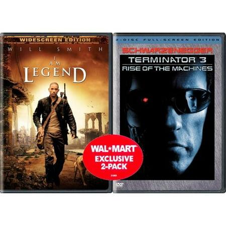 I Am Legend / Terminator 3: Rise Of The Machines (Widescreen)